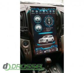Штатная магнитола Torssen Tesla Style для Toyota-10