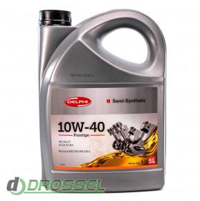 Моторное масло Delphi Prestige 10W-40-1
