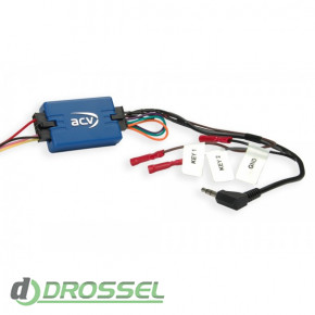 Can-Bus адаптер для подключения кнопок на руле AWM KI-1500-3