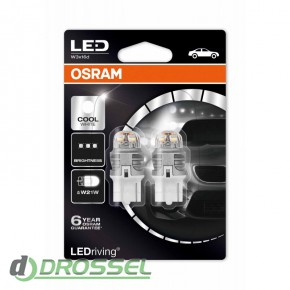 Osram LEDriving Premium 7905CW-02B / 7905R-02B / 7905YE-02B