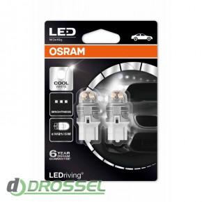 Osram LEDriving Premium 7915CW-02B / 7915R-02B / 7915YE-02B