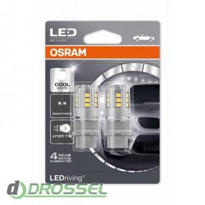 Osram LEDriving Standard 3547CW-02B / 3547R-02B / 3547YE-02B