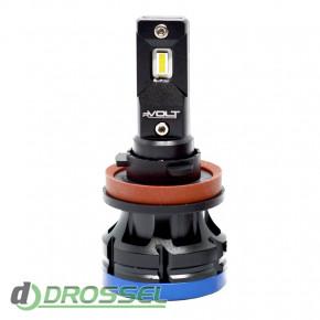 Светодиодная (LED) лампа rVolt RC03 H11 6000Lm-1