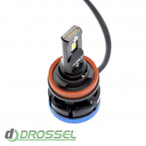 Светодиодная (LED) лампа rVolt RC03 H11 6000Lm-5