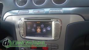 Штатная магнитола EasyGo S102 для Ford Mondeo, Focus II, S-Max,