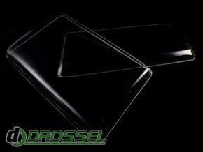 Прозрачные акриловые стекла для фар Mercedes-Benz W124_2