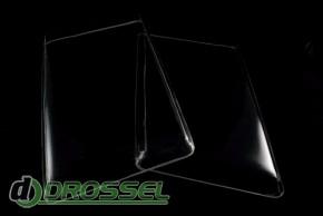 Прозрачные акриловые стекла для фар Mercedes-Benz W124_4