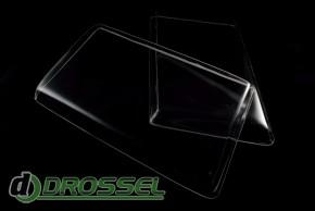 Прозрачные акриловые стекла для фар Mercedes-Benz W124_5