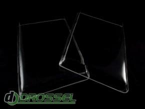 Прозрачные акриловые стекла для фар Mercedes-Benz W124_7