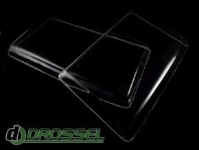 Прозрачные акриловые стекла для фар Mercedes-Benz W124_8