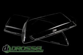 Прозрачные акриловые стекла для фар Opel Omega A