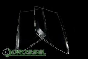 Прозрачные акриловые стекла для фар Opel Omega A_3