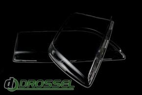 Прозрачные акриловые стекла для фар Opel Omega A_5