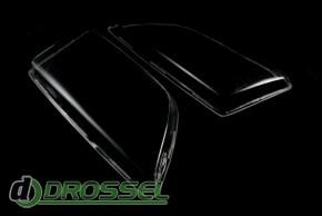Прозрачные акриловые стекла для фар Opel Omega A_6
