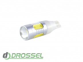 Zax LED T15 (W16W) High Power 5PCS Lens 7.5W White