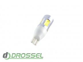 Zax LED T15 (W16W) High Power 5PCS Lens 7.5W White_3