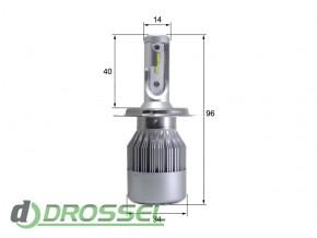 Светодиодная (LED) лампа Sho-Me G7.1 H4 36W_7