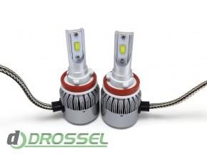 Светодиодная (LED) лампа Sho-Me G7.1 H8 / H11 36W