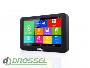 GPS-навигатор EasyGo A505 с лицензионным ПО Navitel
