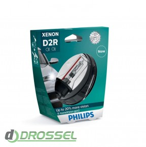 Philips Xenon X-tremeVision gen2 D2R 85126XV2S1 35W 4800K