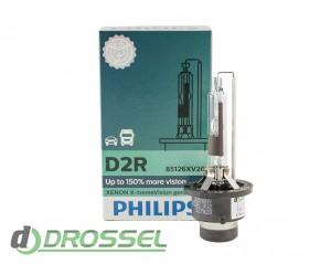 Philips Xenon X-tremeVision gen2 D2R 85126XV2C1