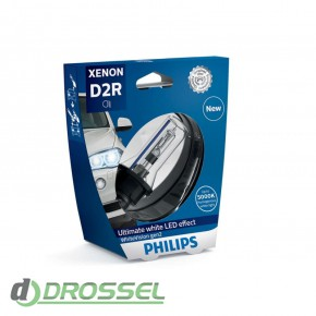 Philips Xenon WhiteVision gen2 D2R 85126WHV2S1 35W 5000K