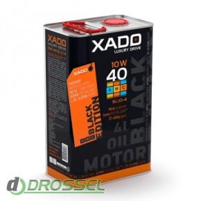 Xado (Хадо) LX AMC Black Edition 10w-40 SL/CI-4