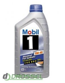 Моторное масло Mobil 1 FS X1 5W-40_2