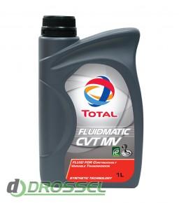 Жидкость для вариатора Total Fluidmatic CVT MV