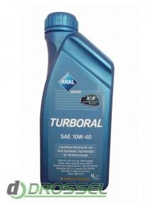 Моторное масло Aral Turboral 10W-40_2