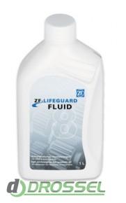 Трансмиссионное масло ZF-Lifeguard Fluid 8