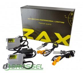 Ксенон Zax Pragmatic 35Вт H1 Ceramic