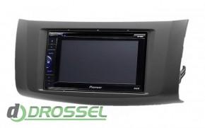 Переходная рамка Carav 11-477 для Nissan_4