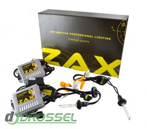 Ксенон Zax Leader Can-Bus (обманка) 35Вт H27 Ceramic