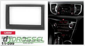 Переходная рамка Carav 11-599 для Kia Sportage QL