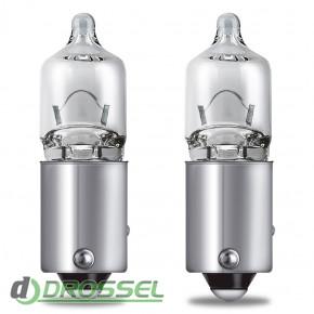 Комплект ламп накаливания Osram Ultra Life 64132 (H6W)-2