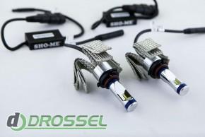 Светодиодная (LED) лампа Sho-Me G6.2 H3 25W_2