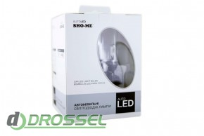 Светодиодная (LED) лампа Sho-Me G6.2 H3 25W_4