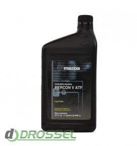 Оригинальная жидкость для АКПП Mazda ATF Type M5