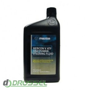 Оригинальная жидкость Mazda Mercon V ATF & PSF