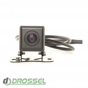 Универсальная камера заднего вида RS RVC-130CCD