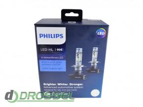 Philips X-treme Ultinon 12901HPX2 (H4)_6