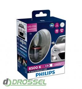 Комплект светодиодов Philips X-treme Ultinon 12794UNIX2