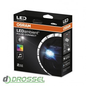 Подсветка фар Osram LEDambient PULSE CONNECT LEDEXT101