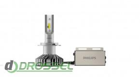 Комплект светодиодов Philips X-treme Ultinon 12985BWX2 (H7)_4