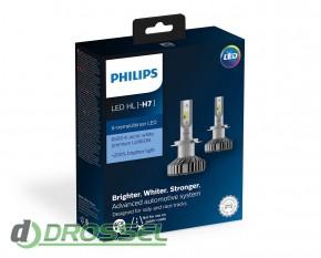 Philips X-treme Ultinon 12985BWX2