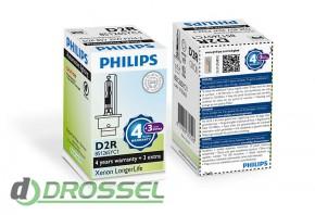 Ксеноновая лампа Philips Xenon LongerLife D2R 85126SYC1_4