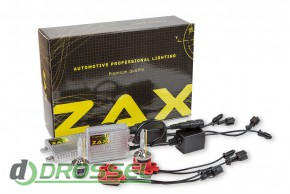 Ксенон Zax Pragmatic D2S Metal 35Вт Xenon