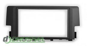 Переходная рамка Carav 11-650 для Honda Civic_3