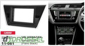 Переходная рамка Carav 11-661 для Volkswagen Touran